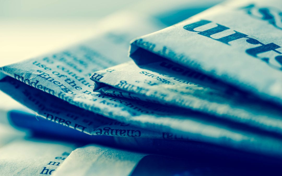 What is the purpose of a press release?